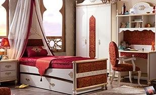 Çilek Genç Odası – Sultan